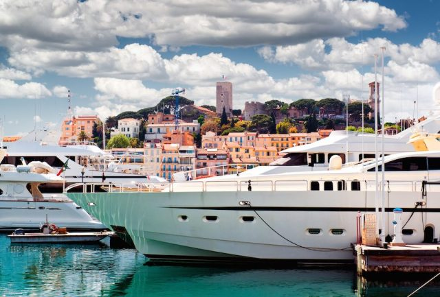 Cannes emploi yachting
